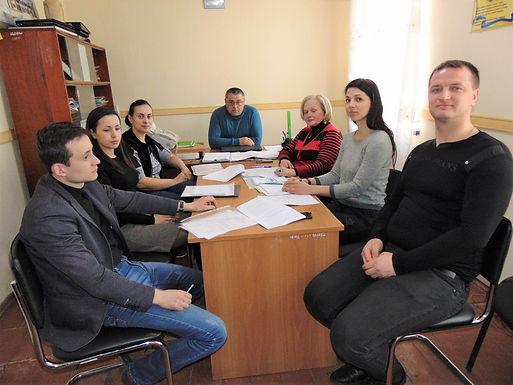 Створено координаційний комітет міжнародного проекту