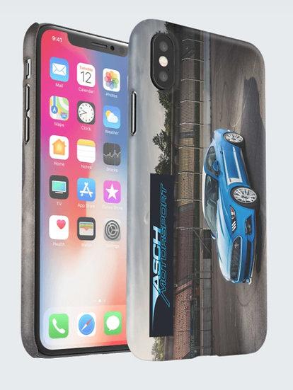 """Handy Cover Asch Motorsport Mustang """"AM1/AM2"""" iPhone / Samsung"""