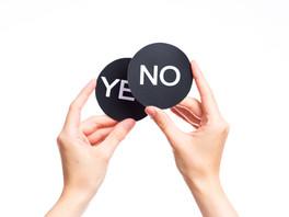 "Saying, ""No, and..."""