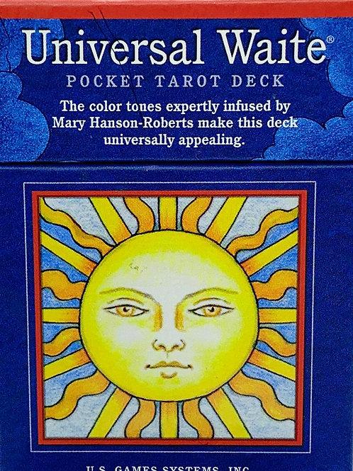 Rider Waite 78  Tarot Card  Deck