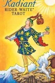 The Radiant Rider Waite  78 Tarot Card  Deck
