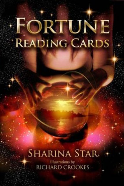 Fortune Reading Cards - Sharina Star  (ATO) New Edition