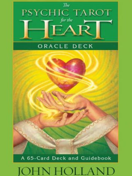 Heart Oracle Deck by John Holland (ATO)