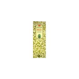 Jasmine   Incense Hexagon - Box of 60 Sticks