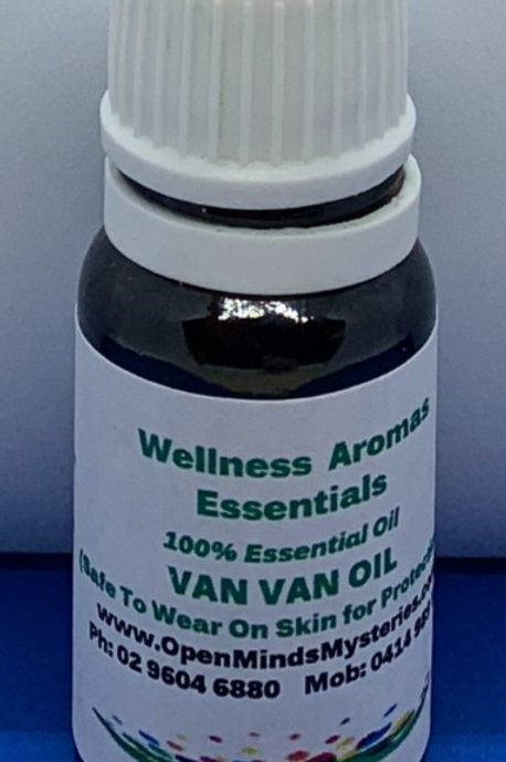 Van Van - Essential Oil Blend