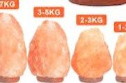 Himalayan Salt Lamps 3-5 kg