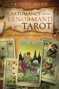 Cartomancy Lenormand  Tarot Book (ATO)