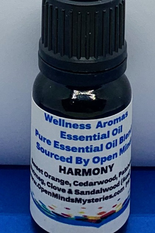 Harmony - Essential Oil Blend of 6 Essential Oils