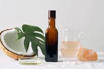 Fractionated Coconut Oil  125.ml
