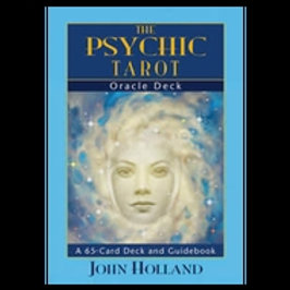 The Psychic Tarot and Oracle Deck