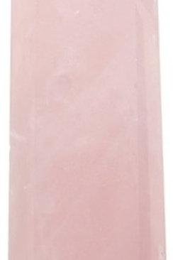 Rose Quartz Wand (Flat Base)