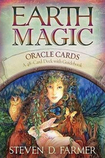 Earth Magic Oracle Cards   (ATO