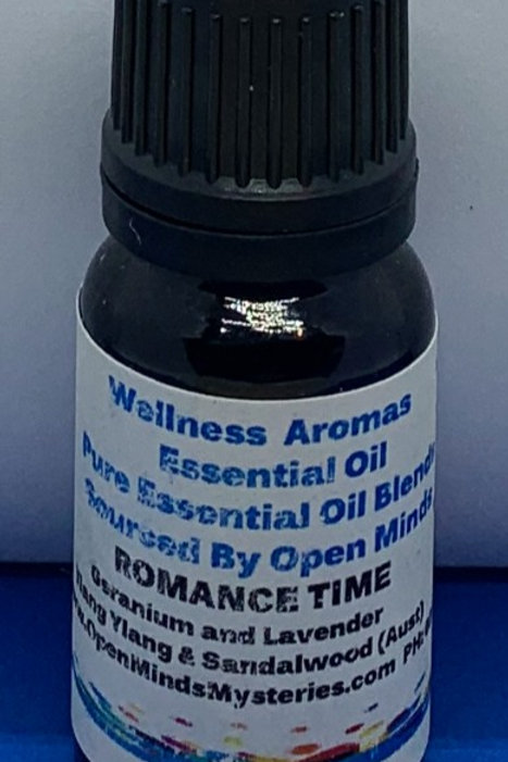 Romance Time - Essential Oil Blend of 4 Essential Oils