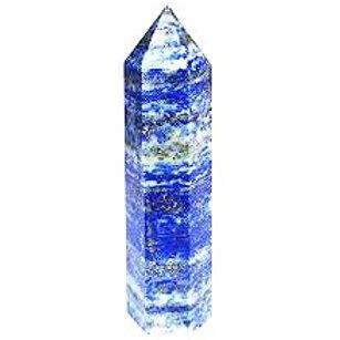 Lapis Lazuli Wand (Flat Base)