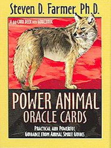 Power Animal Oracle Cards   (ATO