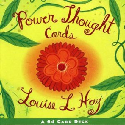 Power Thought Cards    Louise Hay  (ATO)