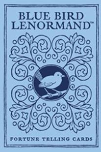 Lenormand Deck  ( The Blue Bird )  (ATO)