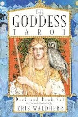 The Goddess 78 Card Tarot Deck