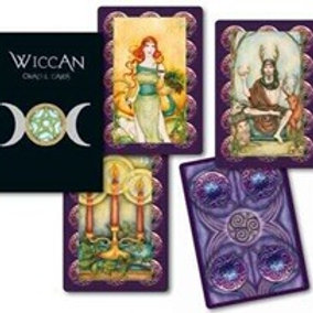 The Wiccan  Tarot (ATO