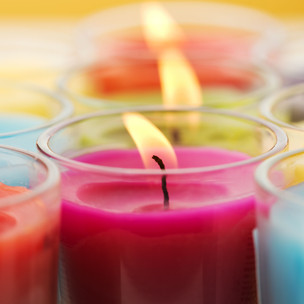 Candles, Melts & Accessories