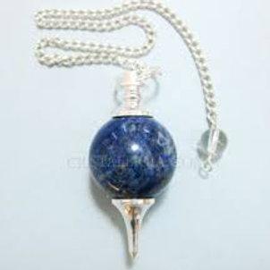 Lapis Lazuli - Pendulum Sphere
