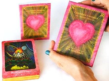 Confident Woman  Cards