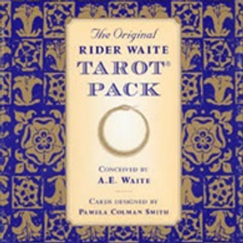 Rider Waite 78 Tarot Card  Deck Pack
