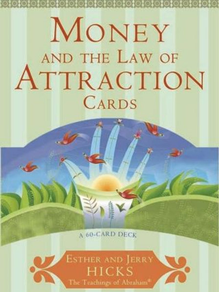 Money & The Law of Attraction  Esther & Jerry Hicks (ATO)