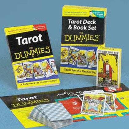 78 Tarot Card  Deck Set
