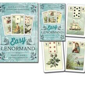Easy Lenormand  Oracle plus Book   (ATO)
