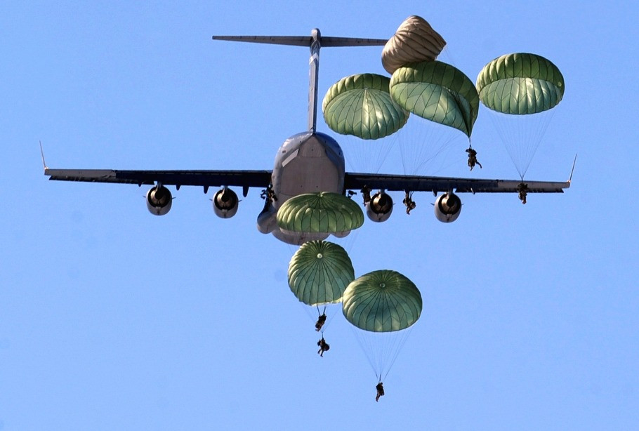 Airborne, Back pain, ACFT, Army Combat Fitness Test