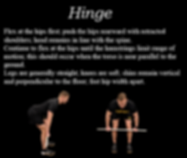 Precise Pattern 6, Hinge, train for ACFT