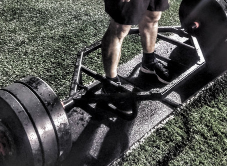 Training for the ACFT: The 3-Repetition Maximum Strength Deadlift (MDL).  Part 1.