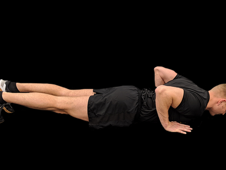 Training for the ACFT: The Hand-Release Push-Up (HRPU)