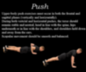 Precise Pattern 6, Push, train for ACFT
