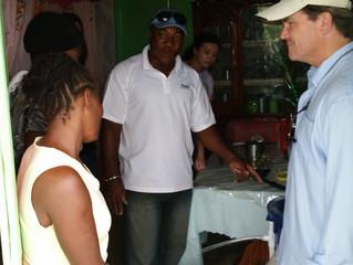 Family Trip to Haiti