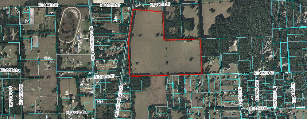 Land For Sale in Ocala, FL