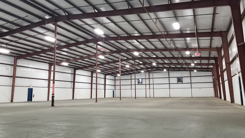 20,000sf warehouse for rent in Ocala, FL