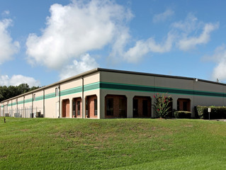 Just SOLD!  34,825sf Industrial Property $975,000