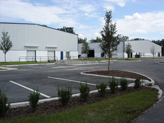 Just LEASED!  15,000sf Falcon Industrial