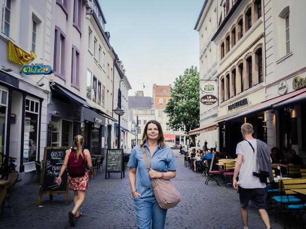 Petra, Saarbrücken City