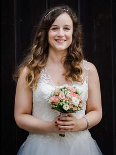 Braut Portrait III
