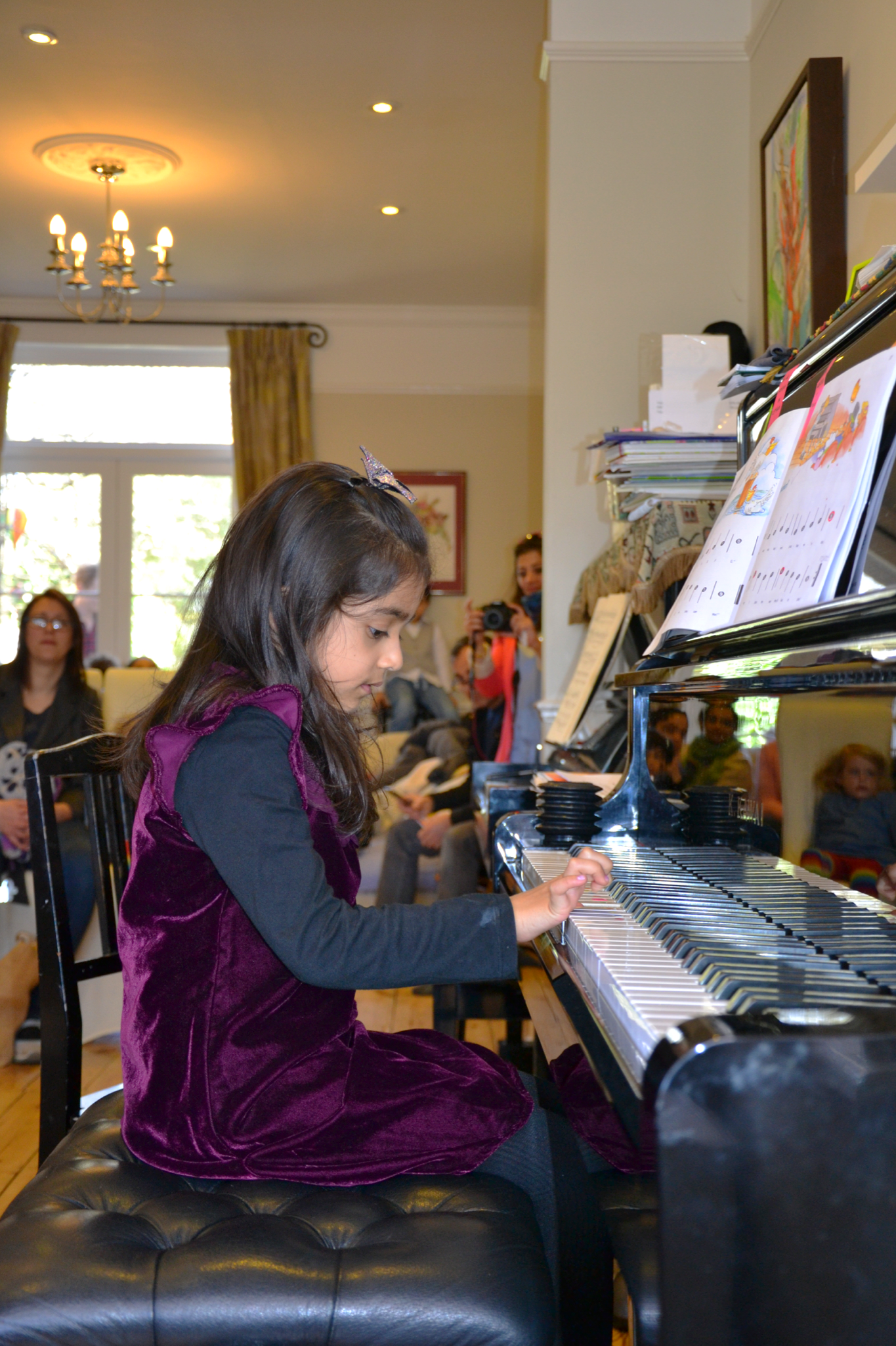 Yearly Piano Performance Workshop