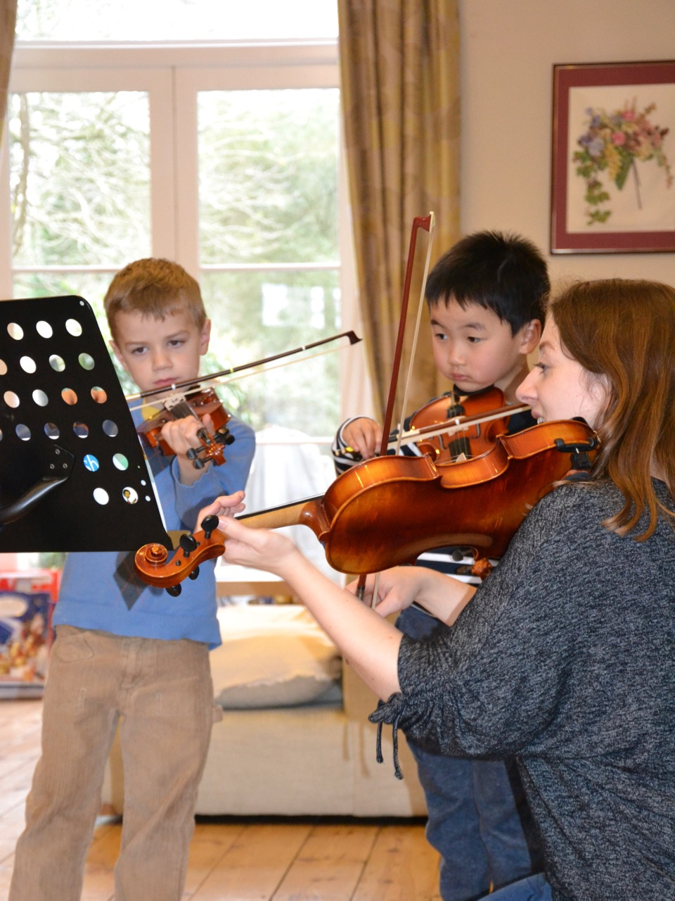 Kingston Music School Violin Lessons