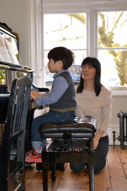 One-to-One piano lessons