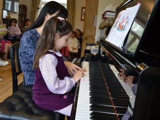 2019 Kingston Music School Piano, Violin, Singing and Guitar Performance Workshop