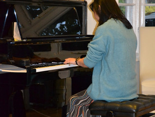 Adult Piano Concert 2017