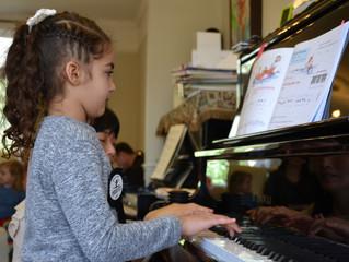 Children's Spring Piano Concert 2017