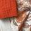 Thumbnail: effen tetra - orange brique