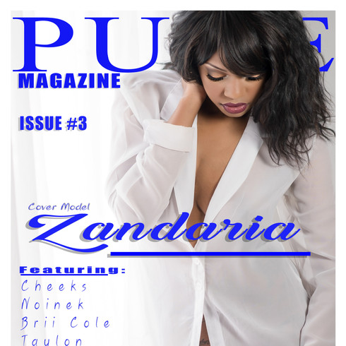 Zandaria July 2017 Pure Magazine